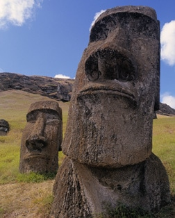 Main port photo for Easter Island, Chile