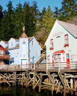 Main port photo for Ketchikan, Alaska, United States