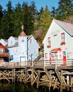 Main port photo for Ketchikan, Alaska, United States
