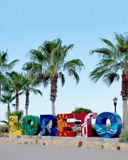 Main port photo for Loreto, Mexico