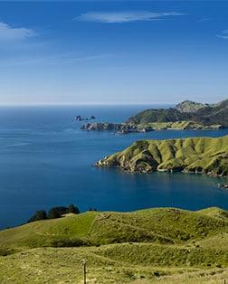 Main port photo for Marlborough Sounds, New Zealand (Scenic Cruising)