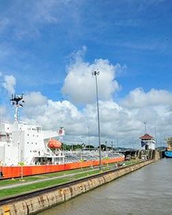 Main port photo for Panama Canal Full Transit