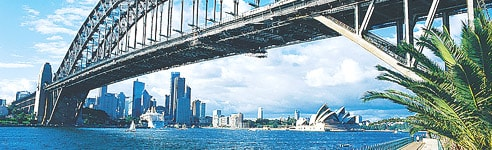 Australia & New Zealand Cruises - Ports of Call