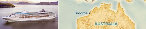 Broome, Australia : Ports of Australia & New Zealand