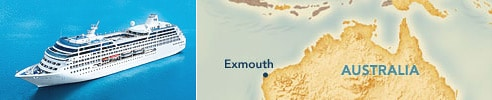 Exmouth, Australia : Ports of Australia & New Zealand