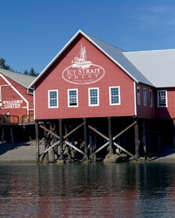 Main port photo for Icy Strait Point, Alaska