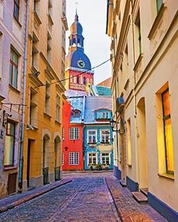 Main port photo for Riga, Latvia
