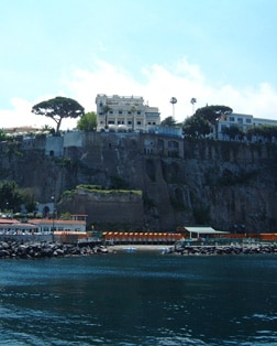 Main port photo for Sorrento, Italy (for Capri & Pompeii)