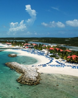 Main port photo for Princess Cays, Bahamas