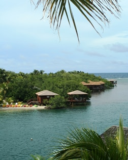 Main port photo for Roatan, Honduras