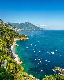 Main port photo for Salerno, Italy