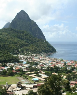 Main port photo for St. Lucia