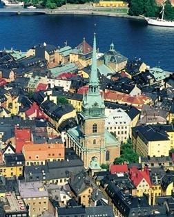 Main port photo for Stockholm, Sweden