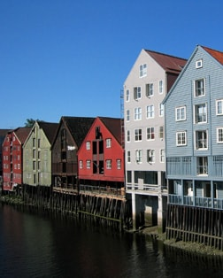 Main port photo for Trondheim, Norway