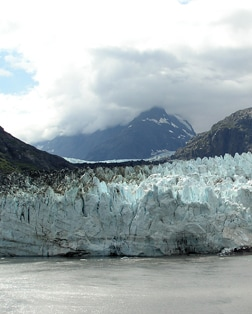 Main port photo for Hubbard Glacier (Scenic Cruising), Alaska, United States