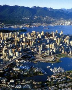 Main port photo for Vancouver, British Columbia, Canada