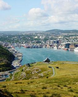 Main port photo for St. John's, Canada