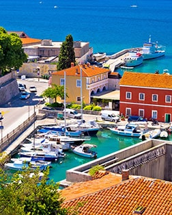 Main port photo for Zadar, Croatia
