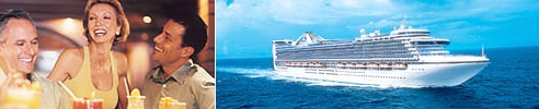 Caribbean Princess Amenities & Public Rooms