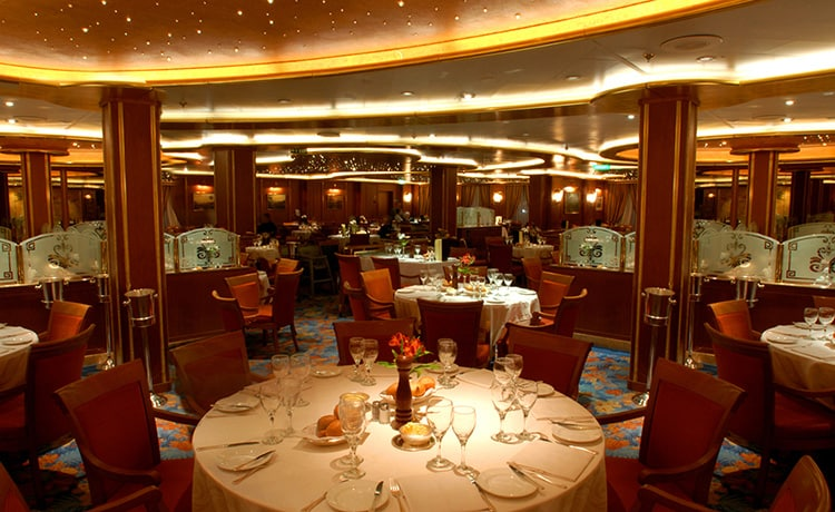 Very Best Caribbean Princess Dining Room 750 x 460 · 186 kB · jpeg