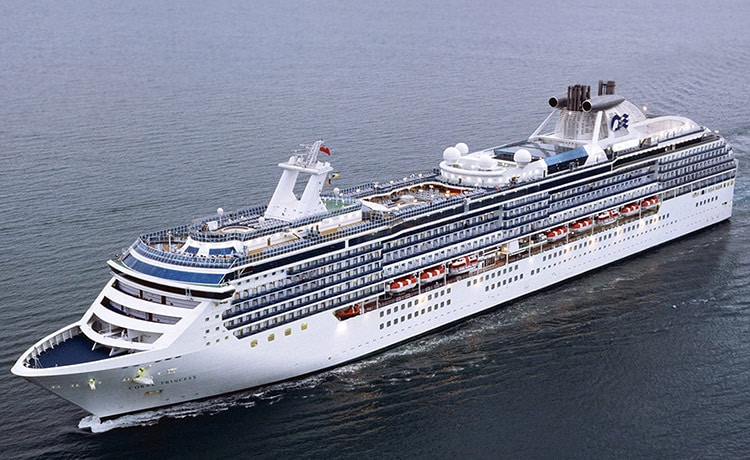 Coral Princess Cruise Ship Pictures Princess Cruises