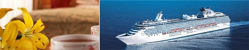 Coral Princess Staterooms