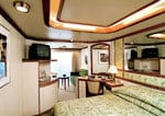 Crown Princess : Mini Suite with Balcony