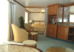 Crown Princess : Suite with Balcony