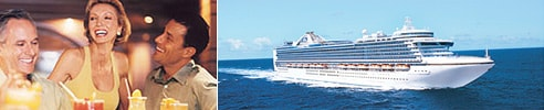 Emerald Princess Amenities & Public Rooms