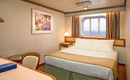Emerald Princess : Oceanview Double