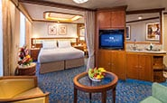 Emerald Princess : Suite with Balcony
