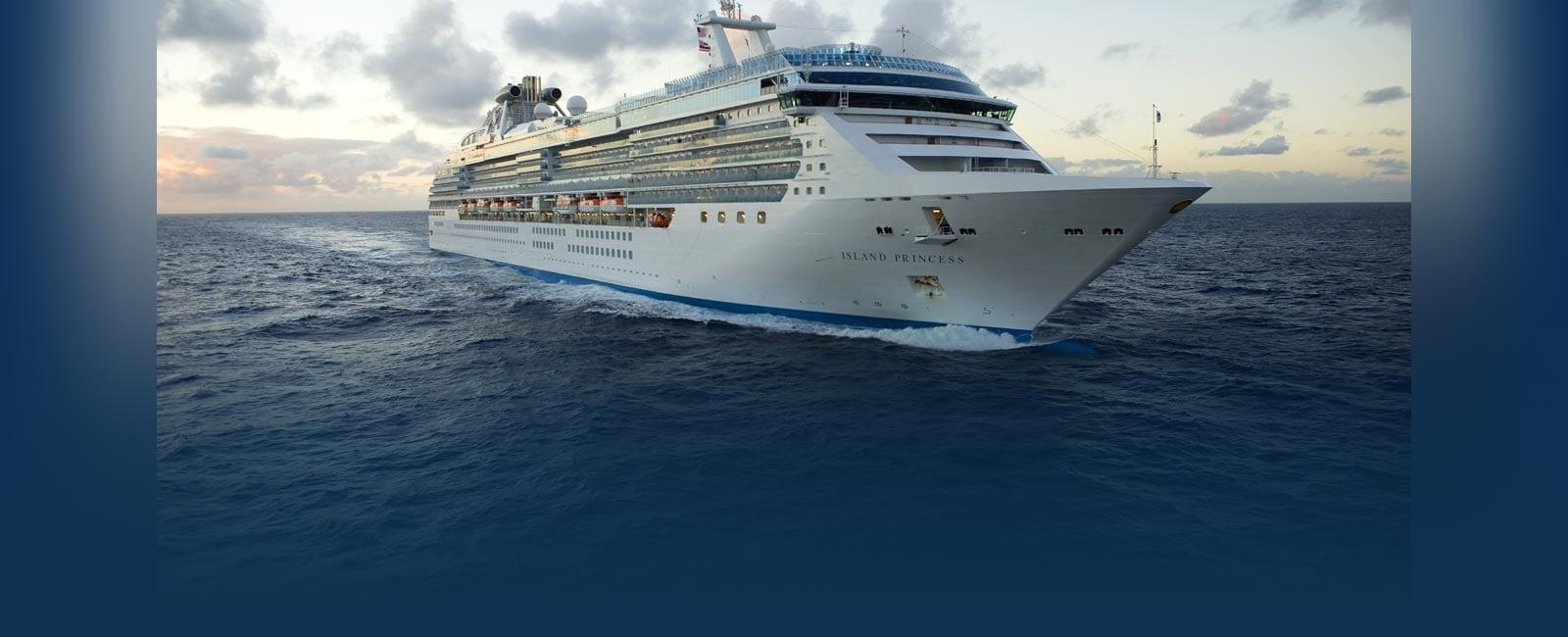Island Princess Cruise Ship Information Princess Cruises