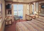 Island Princess : Oceanview Double with Balcony