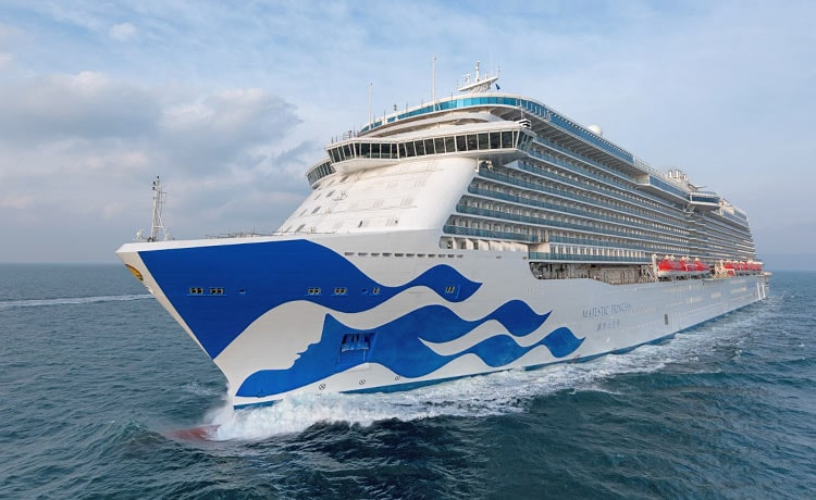 Majestic Princess Cruise Ship Pictures Princess Cruises