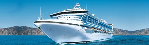 Star Princess Cruise Ship