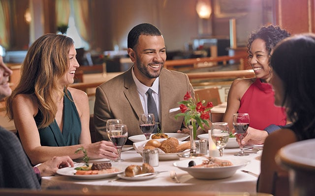 Premier Dining on your schedule
