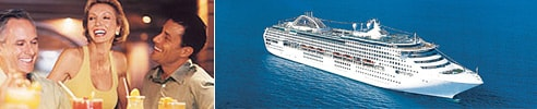 Sun Princess Amenities & Public Rooms