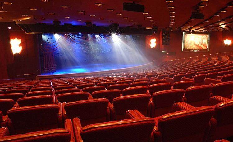 Sun Princess Theater