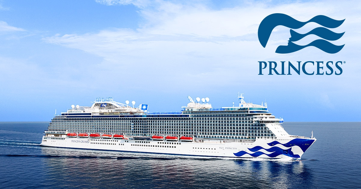 Types Of Cruise Ships Ship Information Princess Cruises