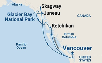 Round Trip Cruise from Vancouver - Vancouver Forum ...