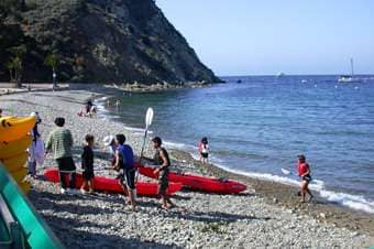 Catalina Kayak Expedition image