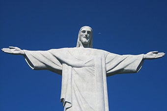 Christ the Redeemer Statue Enlarged image 1