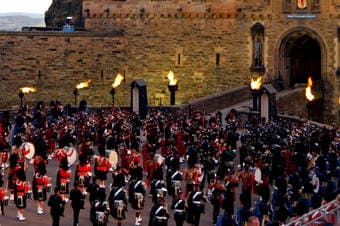 The Edinburgh Tattoo - Side Stands Thumbnail image 2