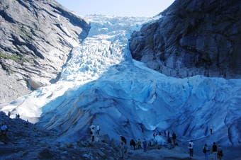 Princess Cruises Excursion Briksdal Glacier Hike Amp Jostedalsbreen National Park
