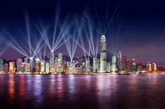 Hong Kong by Night Thumbnail image 2