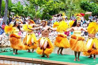 Princess Cruises Excursion Hawaiian Luau Amp Polynesian Cultural Center