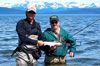 Princess Cruises Excursion Fly Out Fly Fishing Adventure