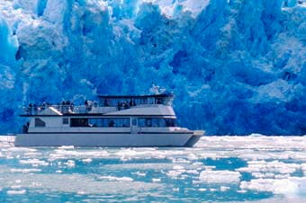 Princess Cruises Excursion Tracy Arm Fjord Amp Glacier Explorer