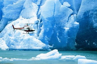 Mendenhall Glacier Helicopter & Guided Walk image