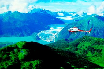 Mendenhall Glacier Helicopter & Guided Walk Thumbnail image 3